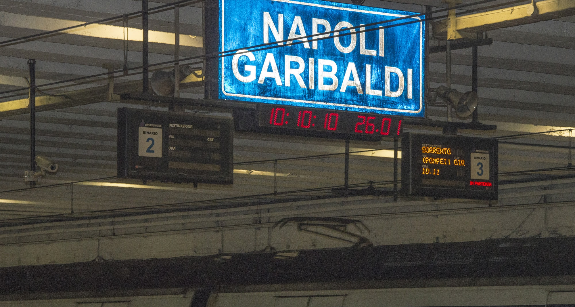 Il finto capolinea – Napoli Piazza Garibaldi