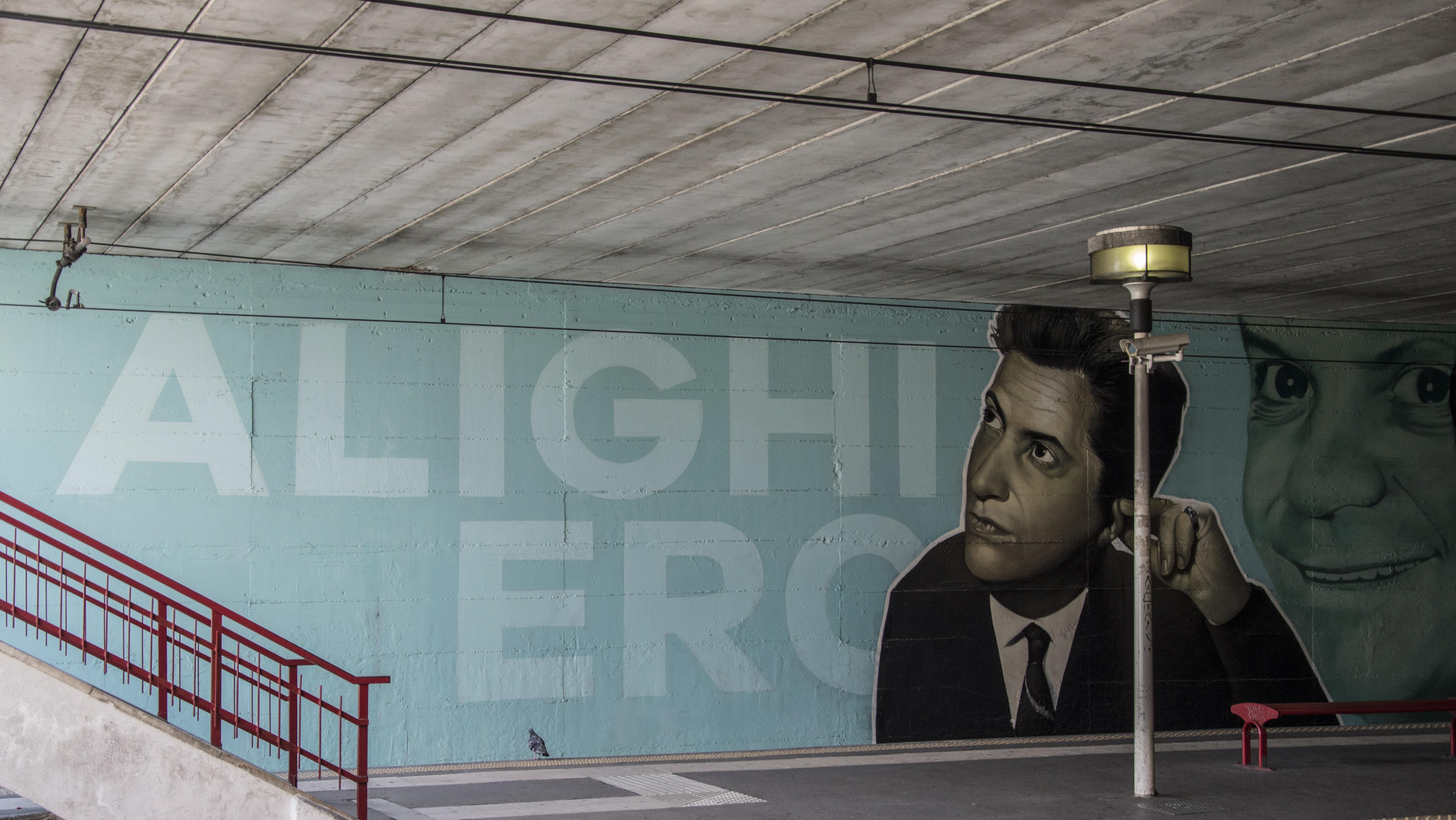 Stazione di San Giorgio a Cremano - Alghiero