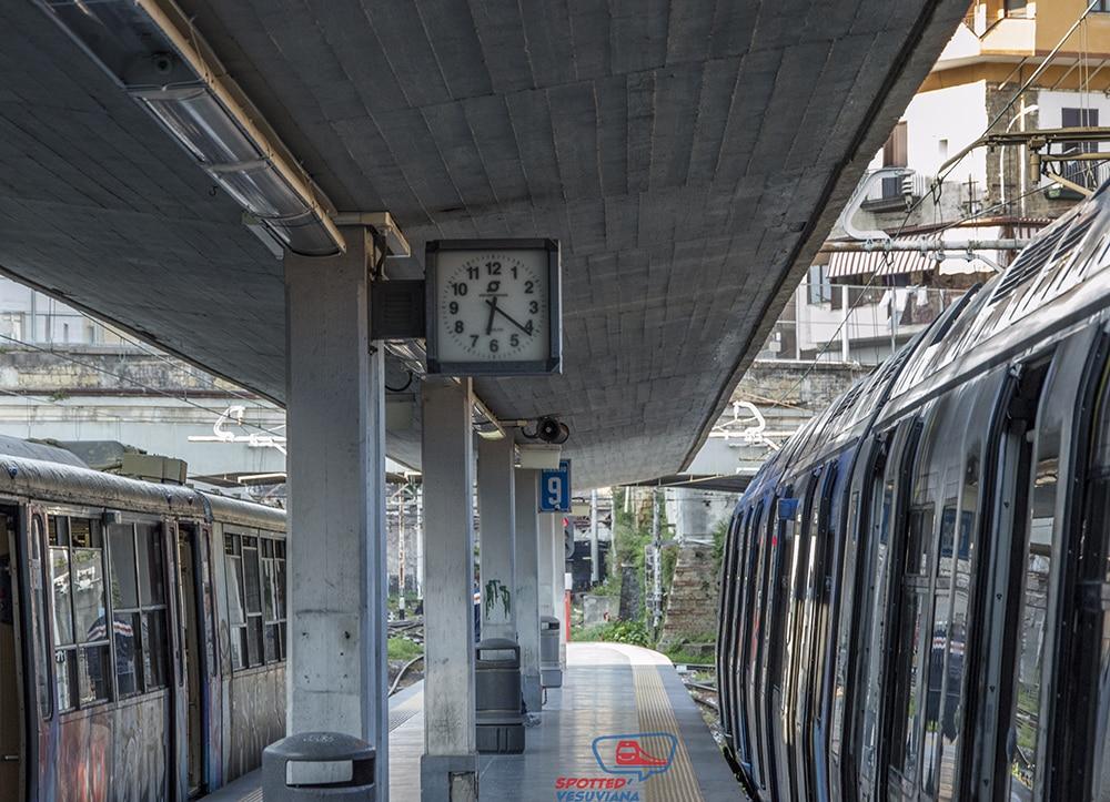 Linea per Baiano soppressioni del 9 dicembre