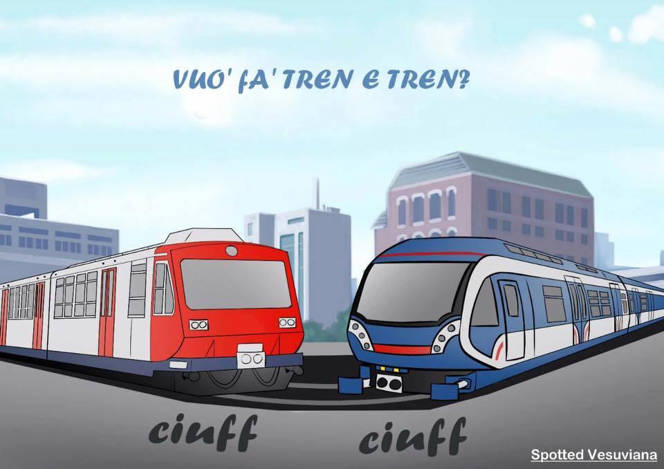 Vuò fa tren e tren