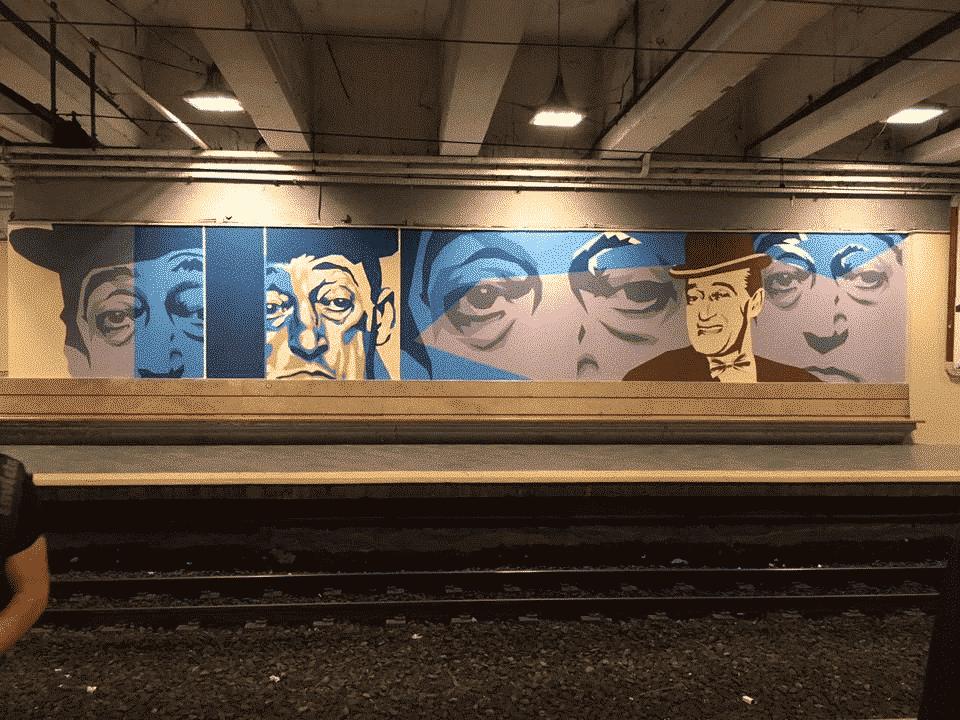 Murales di Toto