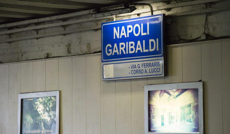 Nuova biglietteria a Piazza Garibaldi